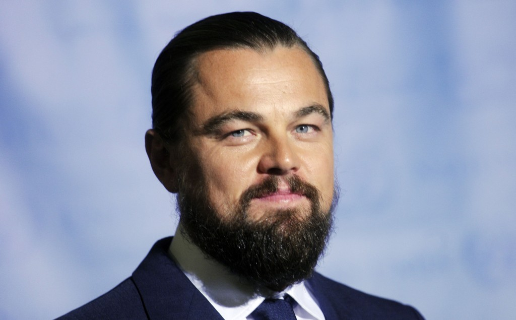Leonardo DiCaprio is named 'United Nations Messenger of Peace' during a ceremony held at the United Nations Headquarters Featuring: Leonardo DiCaprio Where: New York City, New York, United States When: 20 Sep 2014 Credit: Dennis Van Tine/Future Image/WENN.com **Not available for publication in Germany, Poland, Russia, Hungary, Slovenia, Czech Republic, Serbia, Croatia, Slovakia**