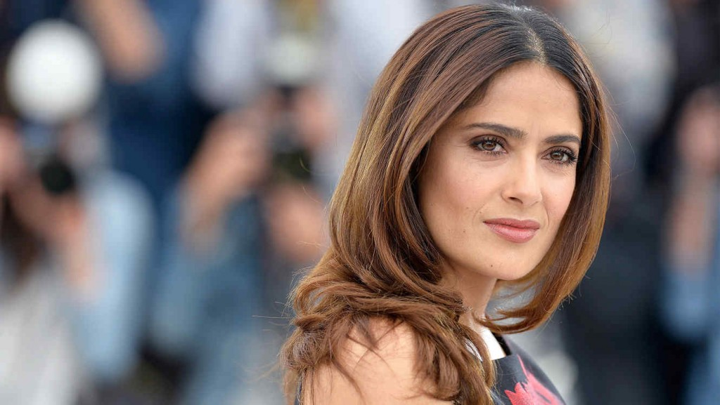 """CANNES, FRANCE - MAY 14:  Actress Salma Hayek attends a photocall for """"Il Racconto Dei Racconti"""" (""""Tale of Tales"""") during the 68th annual Cannes Film Festival on May 14, 2015 in Cannes, France.  (Photo by Pascal Le Segretain/Getty Images)"""